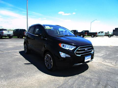 2019 Ford EcoSport for sale in Clinton, MO
