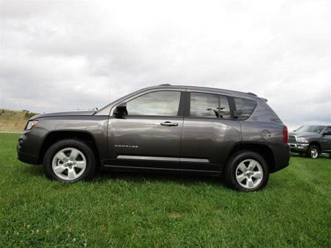 2016 Jeep Compass for sale in Clinton, MO