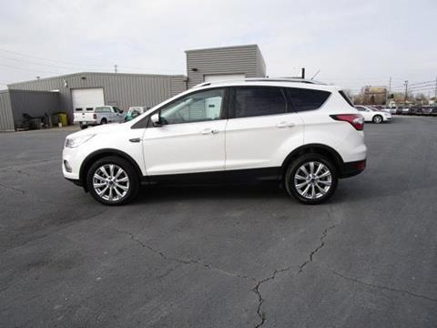 2017 Ford Escape for sale in Clinton MO