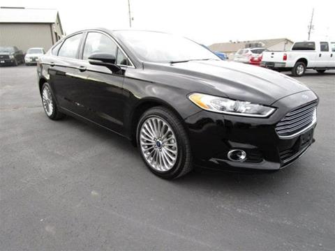 2016 Ford Fusion for sale in Clinton MO