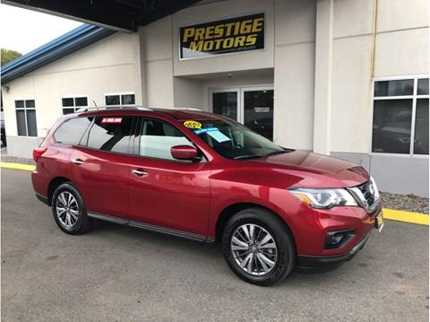 2017 Nissan Pathfinder for sale in Pasco, WA