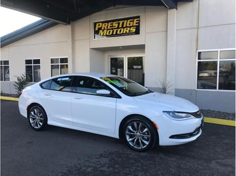 2015 Chrysler 200 for sale in Pasco, WA