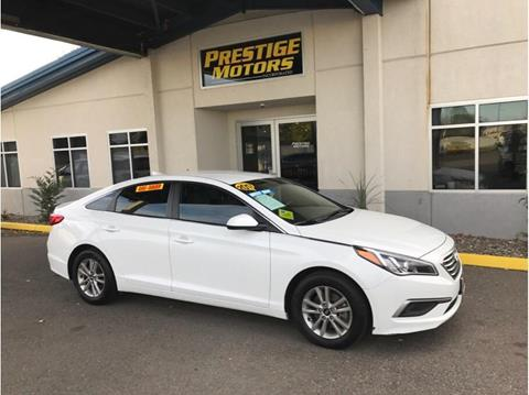 2017 Hyundai Sonata for sale in Pasco, WA