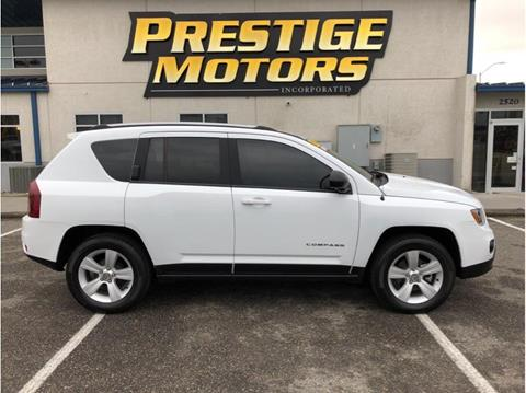 2016 Jeep Compass for sale in Pasco, WA