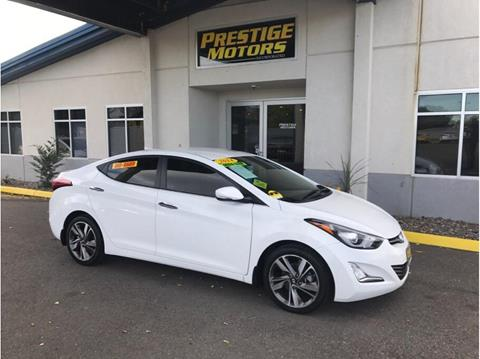 2014 Hyundai Elantra for sale in Pasco, WA