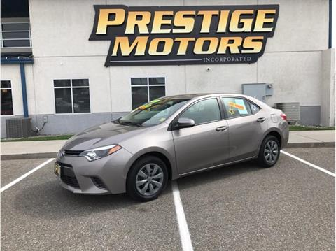 2016 Toyota Corolla for sale in Pasco, WA
