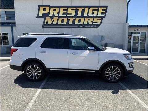 2016 Ford Explorer for sale in Pasco, WA