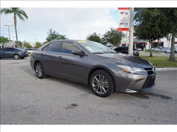 2017 Toyota Camry for sale in Fort Lauderdale, FL