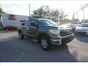 2014 Toyota Tundra for sale in Fort Lauderdale, FL