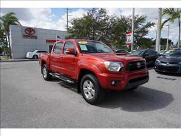2015 Toyota Tacoma for sale in Fort Lauderdale, FL