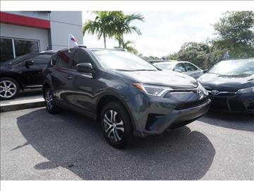 2016 Toyota RAV4 for sale in Fort Lauderdale, FL