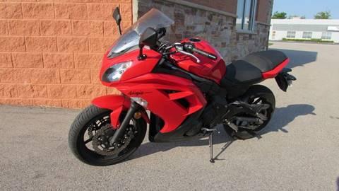 Used Kawasaki Ninja 650r For Sale In Wisconsin Carsforsale Com