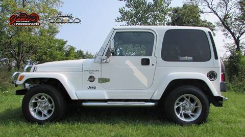 2000 Jeep Wrangler for sale in Big Bend, WI