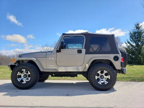 2006 Jeep Wrangler for sale in Big Bend, WI
