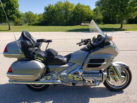 2002 Honda Goldwing for sale in Big Bend, WI