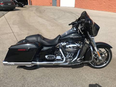 Harley Davidson Springfield Mo >> Used Harley Davidson Street Glide For Sale In Springfield
