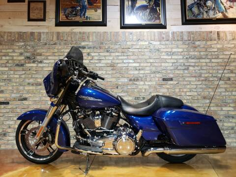 2017 Harley-Davidson Street Glide® Special for sale at Jamie's Customs and Powersports in Big Bend WI