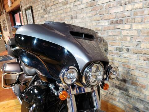 2014 Harley-Davidson Ultra Limited for sale at Jamie's Customs and Powersports in Big Bend WI