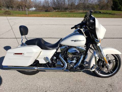 2014 Harley-Davidson Street Glide® Special for sale at Jamie's Customs and Powersports in Big Bend WI