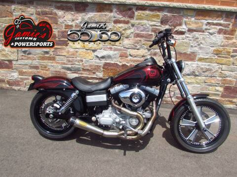 2009 Harley-Davidson Dyna® Street Bob® for sale at Jamie's Customs and Powersports in Big Bend WI