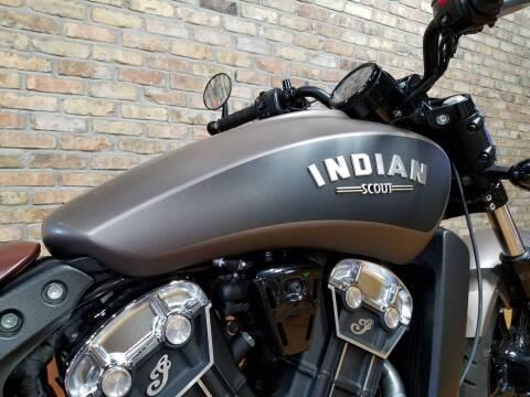 2018 Indian Scout® Bobber