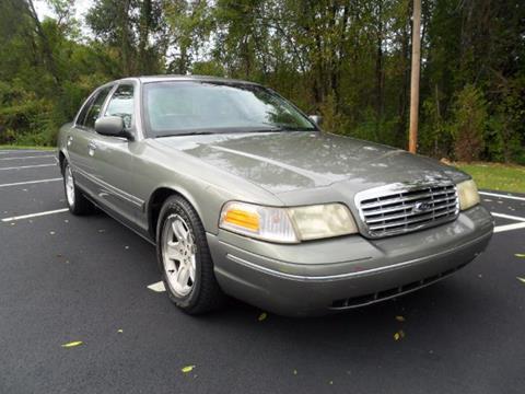 2002 Ford Crown Victoria for sale in Elizabethton, TN
