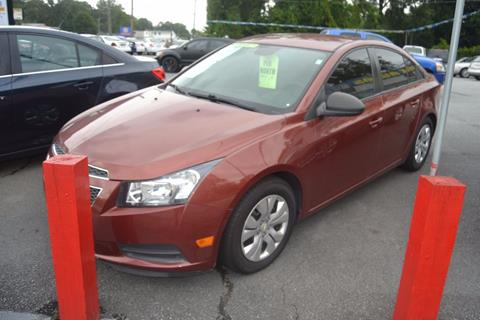 2013 Chevrolet Cruze for sale in Mableton, GA
