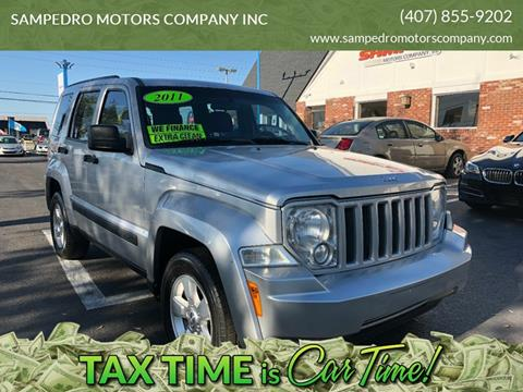 2011 Jeep Liberty for sale in Orlando, FL