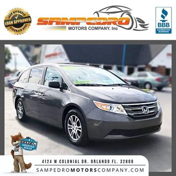 2013 Honda Odyssey for sale in Orlando, FL