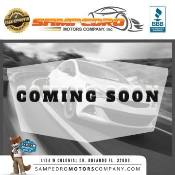 2002 Lincoln Continental for sale at SAMPEDRO MOTORS COMPANY INC in Orlando FL