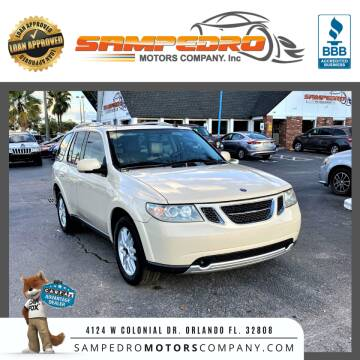 2009 Saab 9-7X for sale at SAMPEDRO MOTORS COMPANY INC in Orlando FL