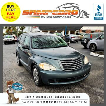 2006 Chrysler PT Cruiser for sale at SAMPEDRO MOTORS COMPANY INC in Orlando FL