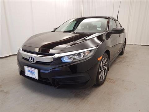 2016 Honda Civic for sale in Jersey City, NJ
