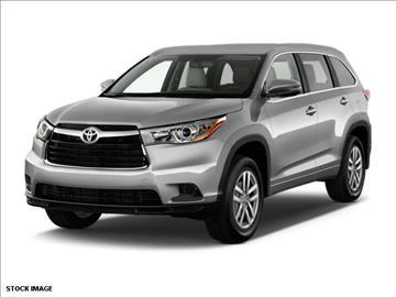 2016 Toyota Highlander for sale in Jersey City, NJ