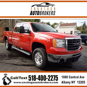 2009 GMC Sierra 2500HD for sale in Albany, NY