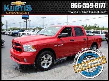 2013 RAM Ram Pickup 1500 for sale in Morehead City, NC