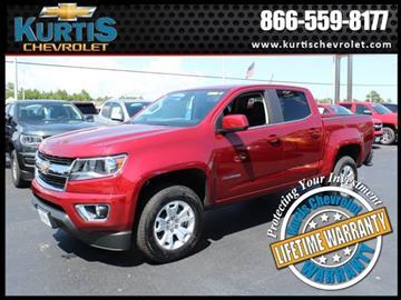 2017 Chevrolet Colorado for sale in Morehead City, NC