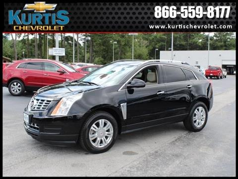 2014 Cadillac SRX for sale in Morehead City, NC
