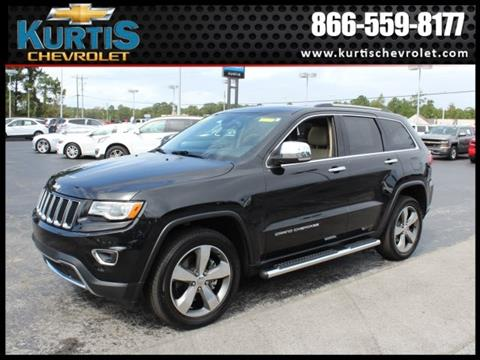 2016 Jeep Grand Cherokee for sale in Morehead City, NC