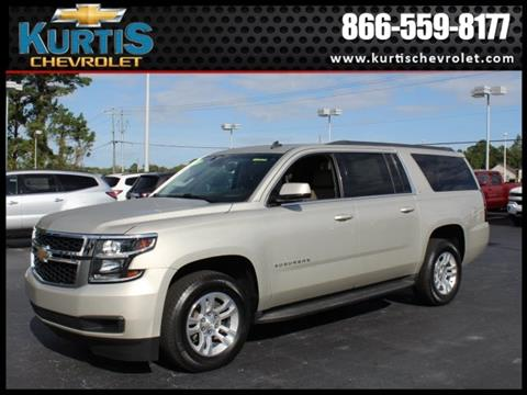 2015 Chevrolet Suburban for sale in Morehead City, NC