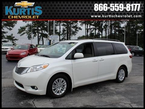 2015 Toyota Sienna for sale in Morehead City, NC