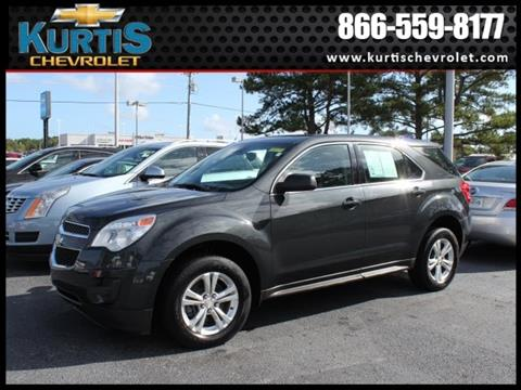 2013 Chevrolet Equinox for sale in Morehead City, NC