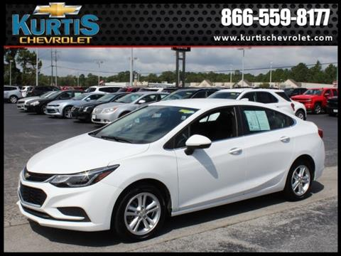 2017 Chevrolet Cruze for sale in Morehead City, NC