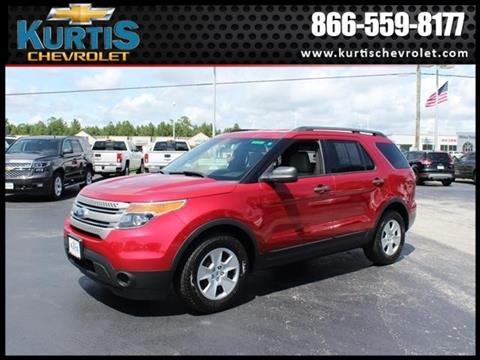 2012 Ford Explorer for sale in Morehead City, NC
