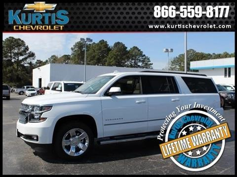 2017 Chevrolet Suburban for sale in Morehead City, NC