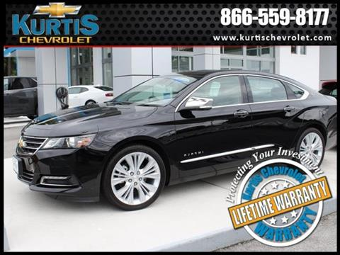 2017 Chevrolet Impala for sale in Morehead City, NC