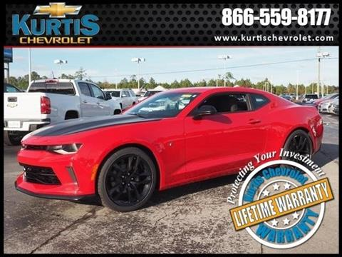 2017 Chevrolet Camaro for sale in Morehead City, NC