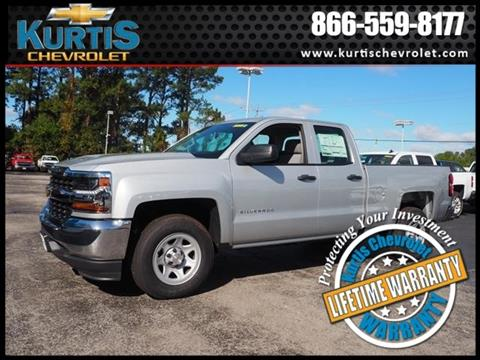 2017 Chevrolet Silverado 1500 for sale in Morehead City, NC