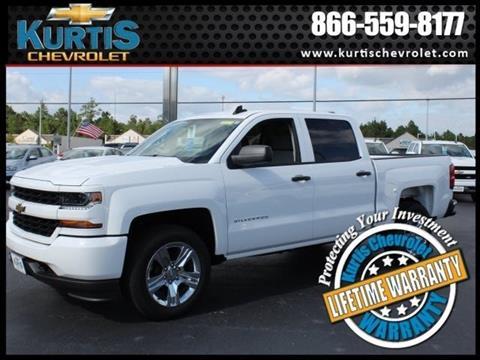 2018 Chevrolet Silverado 1500 for sale in Morehead City, NC