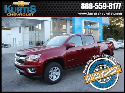 2018 Chevrolet Colorado for sale in Morehead City, NC